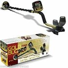 """Fisher Gold Bug Pro Metal Detector with 5"""" DD Waterproof Coil & 5 Year Warranty"""