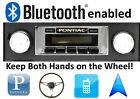 Bluetooth Enabled 77-81 Trans Am Formula 300 watt AM FM Stereo Radio iPod, USB