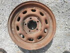 "Vintage 16"" Artillery Wheel Chevrolet Airflow FORD HOT ROD Rat WIllys 5x5 lug"