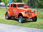 Willys : COUPE 77 33 WILLYS PROSTREET GASSER