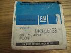 NOS REAR AXLE DRAIN PLUG & TAG 1965-1967 CHEVELLE CORVETTE CAMARO SS, IN GM BOX