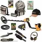 Garrett New Ace 250 Metal Detector Accessory Pack Plus Propointer Pinpointer!