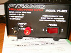 Pyramid PS-8KX 12 Volt Power Supply Fully Regulated, Low Ripple 6 AMP Constant