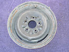 64 65 66 67 68 69 Ford 14X5 OEM Steel Wheel- Fairlane/Galaxie/Mustang/Ranchero