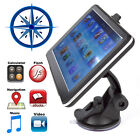 """New 7""""HD Car GPS Navigator FM Multimedia Player Touch Screen 128MB 4GB WinCE 6.0"""