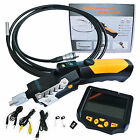 """3.5"""" HD LCD INSPECTION CAMERA  Adjustable 8.2 mm Endoscope Scope 3M Cable"""