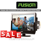 """Fusion MS-TV220LED 22"""" Full HD Marine TV with Built-in DVD Player"""