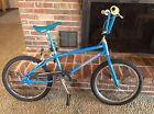 1986 MONGOOSE M-1 BMX OLD SCHOOL BICYCLE CALIFORNIAN PRO CLASS WHEELS SR TURBOX