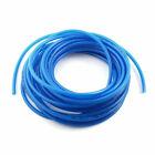 6mm OD 4mm Inner Dia Blue PU Tube Hose Pipe 10m 33ft for Pneumatics