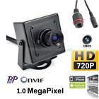 Super Mini 720P HD Hidden Micro IP Camera Pinhole Camera 1.0 Megapixel 1280*720