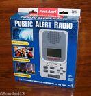 First Alert (WX-150) Public Alert Radio w/ S.A.M.E Technology & 7 NOAA Channels