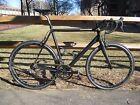 Cannondale Black Inc. Di2 60 CM CAAD 10 Easton EC70-SL Supersix Hi Mod Evo Bike