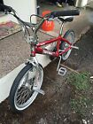 Red Haro Mirra 540 Air BMX Bike