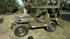 Willys : M38 Military Willys M38 Military Jeep older Nut and Bolt Restoration