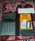 SHARP ELSI MATE EL-1195 electronic printing calculator
