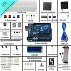 Adeept Arduino UNO R3 Super Starter Kit for Arduino Compatible LCD1602 Motor LED