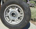 Ferrari 206 Dino spare knockoff wheel and tire