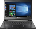"Asus 2-in-1 13.3"" Touch-Screen Laptop Intel Core i5 6GB Memory 1TB HDD Black"