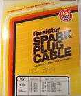 NGK ME55 (9123) Resistor Spark Plug Cable / Dodge Mitsubishi