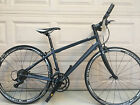 KHS Vitaman C Men;s Fitness Bike, Grey with Black Letting  2014-small