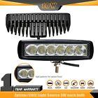 TUFF PLUS 2pcs 4inch 18W CREE LED Work Light Bar Offroad Flood Fog Driving Lamp