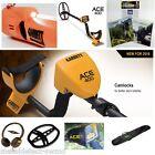 GARRETT ACE 400 Metal Detector & AT PINPOINTER + All Purpose Detector Carry Bag!