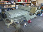 Willys: CJ2 1946 willy s jeep 4 x 4 mb clone project