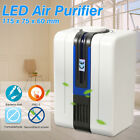 Air Purifier Ozone Ionizer Cleaner Fresh Clean Living House Office Room LED New