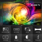 "DLT NEW 40"" PERFECT ZE40DUHT Real UHD TV HDMI 60Hz 4K 3840x2160 LED TV Monitor"