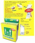 TravelJohn 3 Pack Resealable Disposable Urinal for men, women, and children
