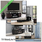 50 Inch TV Stands for Flat Screens Carson Television Stand Media Console Table