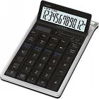 Casio RT-7000-BK LATORA design 12-digit calculator RT7000 Black