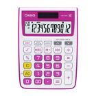 Casio MJ-12VC-RD Electronic Calculator MJ12VC Red