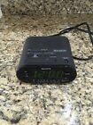 Sony Fm Am Clock Radio Alarm Model ICF-C218