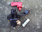 FIA Racing Battery Master Isolator Cut Off Kill Switch With Ceramic Resistor