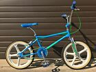 "HARO GROUP 1 FUSION RESTORED 20"" BMX BICYCLE"