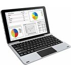 RCA 10 Viking Pro Tablet 2-in1 Android 5.0,32GB Quad Core /keyboard (silver)