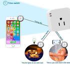 WiFi Smart Timer Power Socket Switch Wireless app Remote Control Repeater Plug