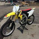 2012 Suzuki RM-Z  RM-Z450 SUZUKI Low hour Fresh suspension motocross off road RMZ RM-Z 450 RM450
