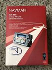 Used Navman iCN 550 Automotive Mountable GPS Receiver