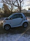 2013 Smart fortwo electric drive ed ed 2013 smart fortwo electric drive 4k miles immaculate