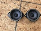 INFINITI g37 COUPE OEM 08-13 PAIR  REAR PANEL SPEAKERS BOSE SYSTEM