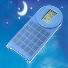 Handheld Calculator w Calendar Alarm World Time Clock