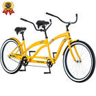 "26"" Kulana Lua Tandem Bike Bicycle Steel Beach FREE SHIPPING NEW"