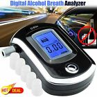 New LCD Screen Display Alcohol Tester Digital Alcohol Detector Breathalyzer VP
