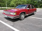 1987 Cadillac DeVille  1987 CADILLAC SEDAN DEVILLE FWD 60K ORIGINAL MILES. GREAT CAR