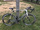 2011 Cannondale SuperSix 5 105 Carbon Fiber Road Bike 63cm