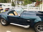 1965 Replica/Kit Makes shelby cobra 427 roadster 2 door  2 door convertible - blue -title is car registration for ownership in ny