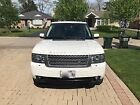 2010 Land Rover Range Rover  2010 Land Rover Range Rover HSE LUX