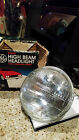 Vintage NOS GE 4001 Round High Beam Headlight Bulb 2 Prong